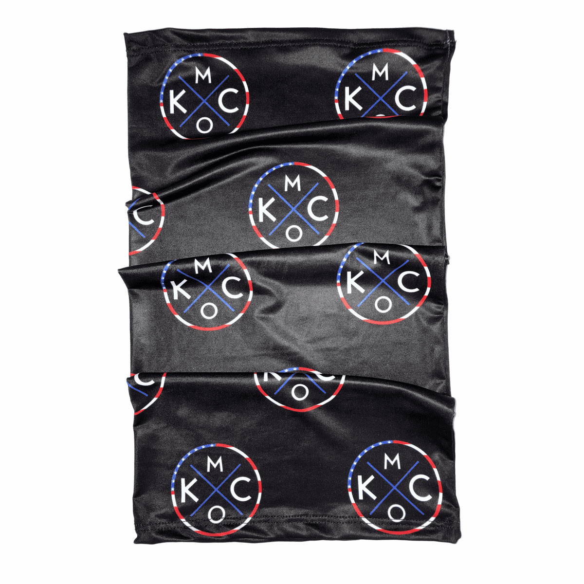 KCMO Stars and Stripes Gaiter Face Mask
