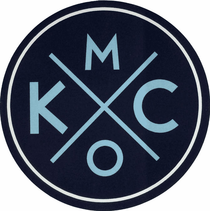 KCMO Sticker - Assorted Colors