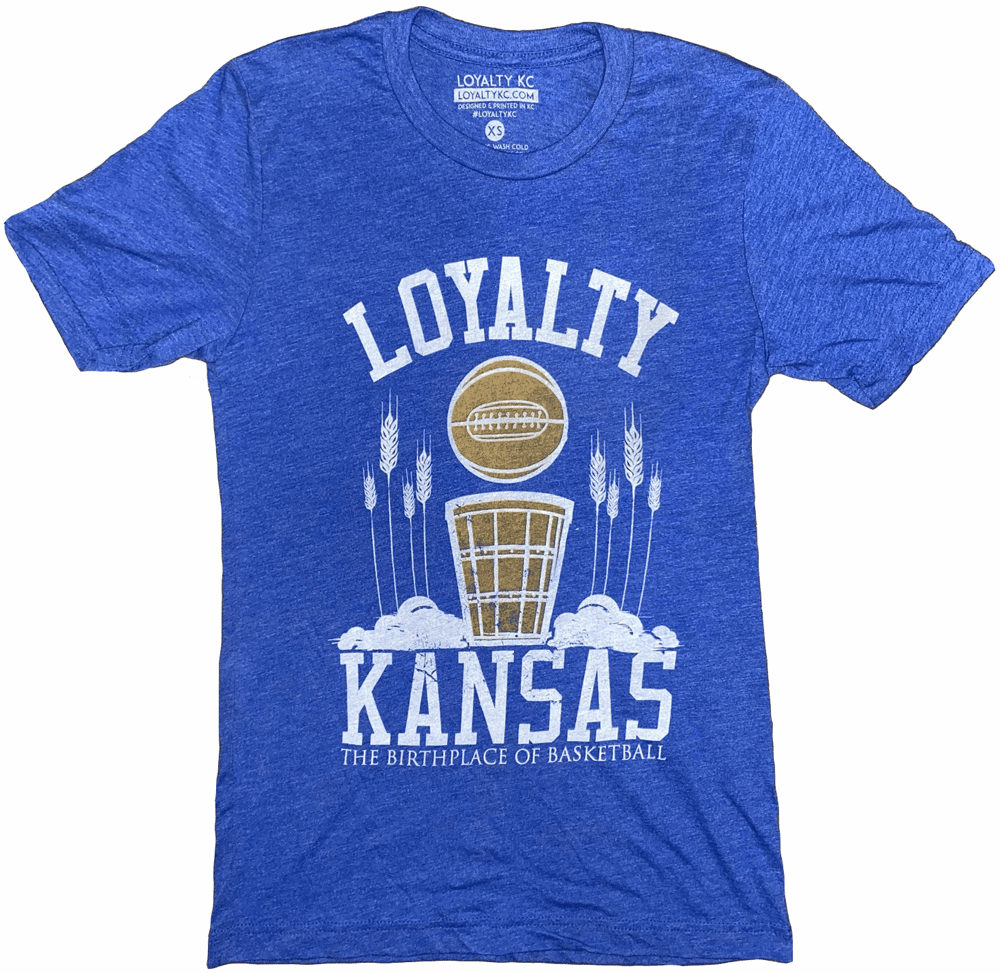 Loyalty Jayhawks Tee