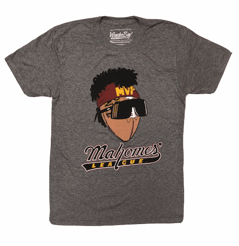 Mahomes League Tee