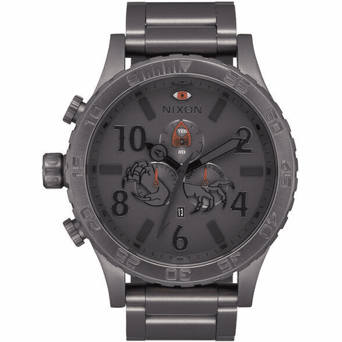 Nixon 51-30 Chrono Watch<br>METALLICA X NIXON<br>Enter Sandman