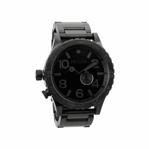 Nixon 51-30 Tide Watch<br>All Black