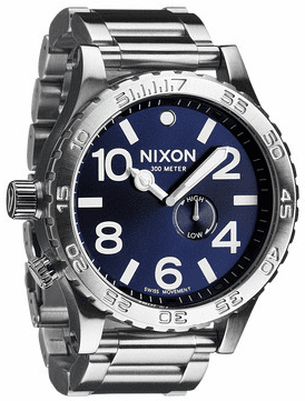 Nixon 51-30 Tide Watch<BR>Mens