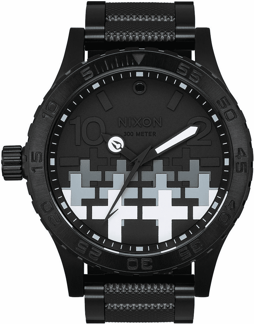 Nixon 51-30 Watch<br>METALLICA X NIXON<br>Master of Puppets