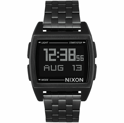 Nixon Base Watch<br>All Black