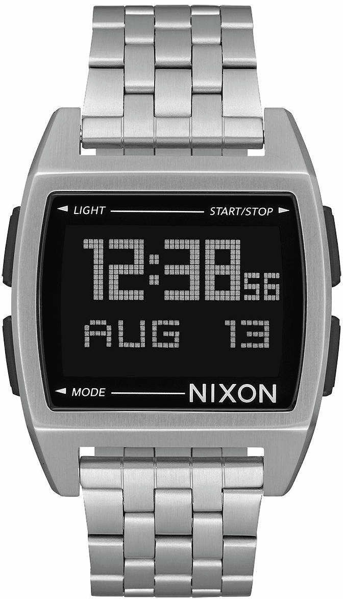 Nixon Base Watch<br>Black