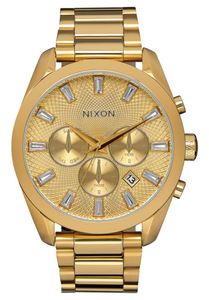 Nixon Bullet Chrono Crystal Watch<br>Ladies