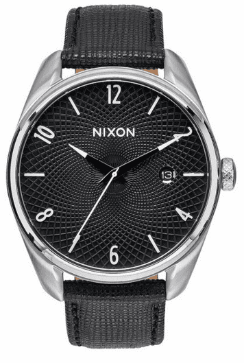 Nixon Bullet Leather Watch<br>Ladies