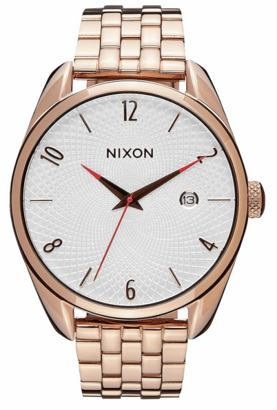 Nixon Bullet Watch<br>All Rose Gold/Silver