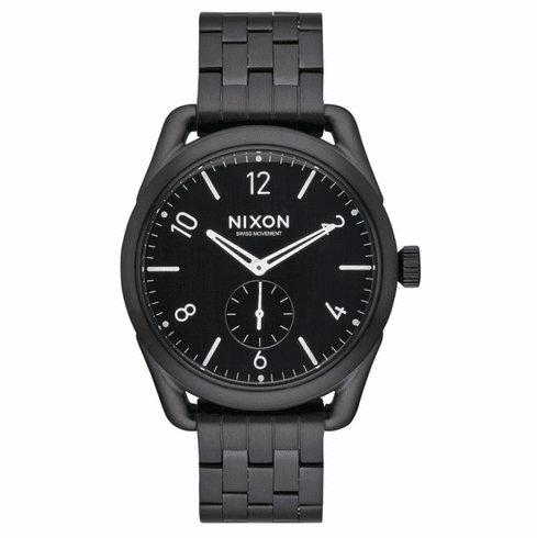 (SALE!!!) Nixon C39 SS Watch<br>All Black