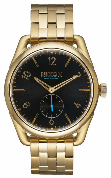 (SALE!!!) Nixon C39 SS Watch<br>All Gold/Black