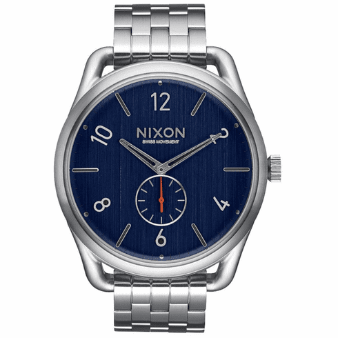 (SALE!!!) Nixon C45 SS Watch<br>Navy