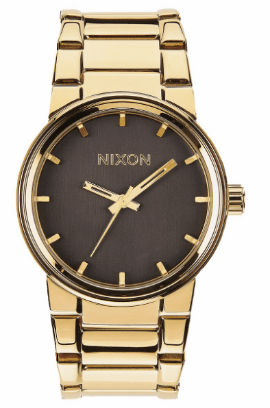 Nixon Cannon Watch<br>All Gold/Black