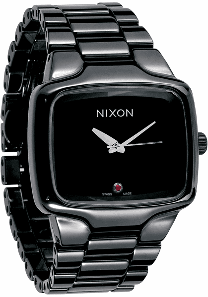 Nixon Ceramic Player<br>All Black