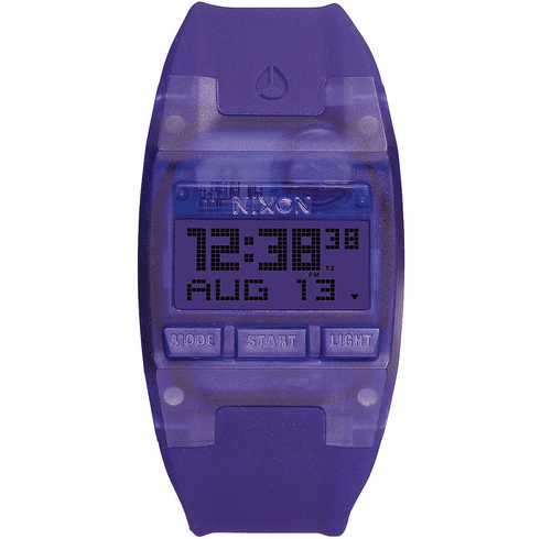 Nixon Comp S Watch<br>All Purple