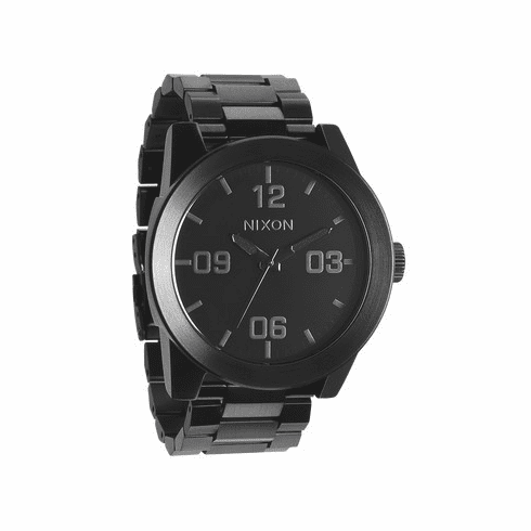 Nixon Corporal SS Watch<br>All Black