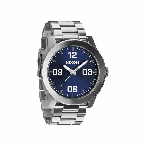 Nixon Corporal SS Watch<br>Blue Sunray