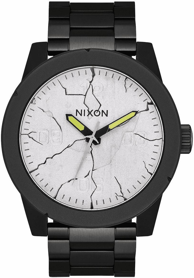 Nixon Corporal SS Watch<br>METALLICA X NIXON<br>And Justice For All