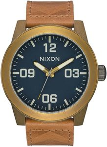 Nixon Corporal Watch<BR>Mens