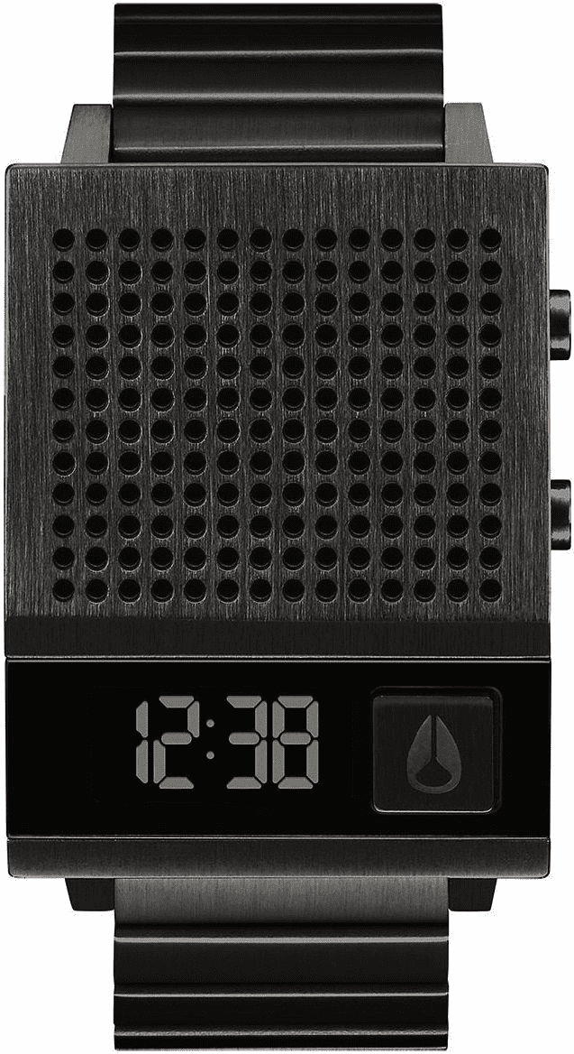 Nixon Dork Too Watch<br>All Black