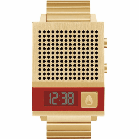 Nixon Dork Too Watch<br>All Gold