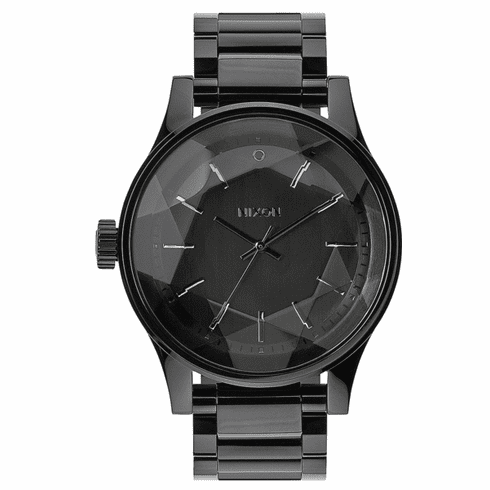 (SALE!!!) Nixon Facet Watch<br>All Black