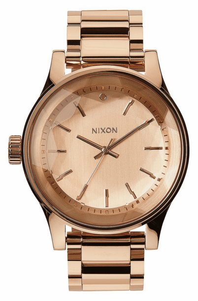 Nixon Facet Watch<br>All Rose Gold