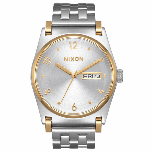 (SALE!!!) Nixon Jane Watch<br>Silver/Gold