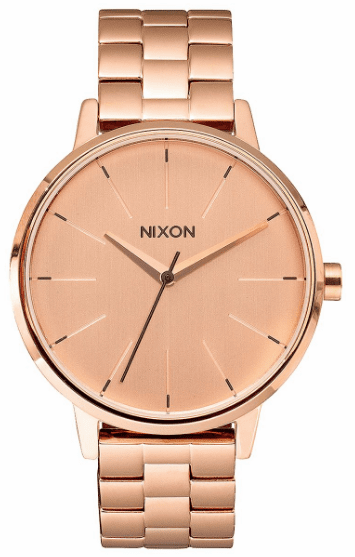 Nixon Kensington Watch<br>All Rose Gold