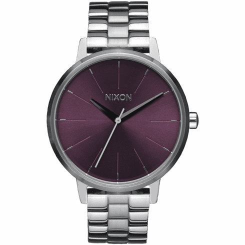 Nixon Kensington Watch<br>Plum