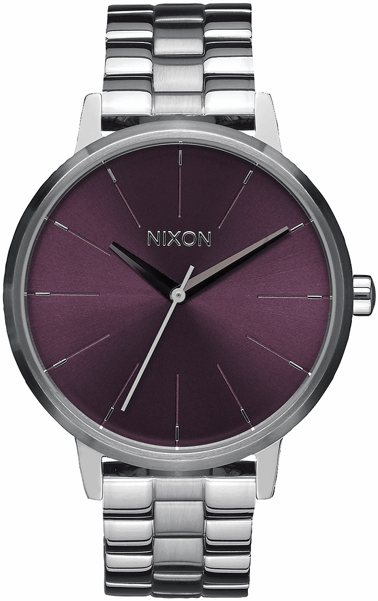 (Sale!!!) Nixon Kensington Watch<br>Plum