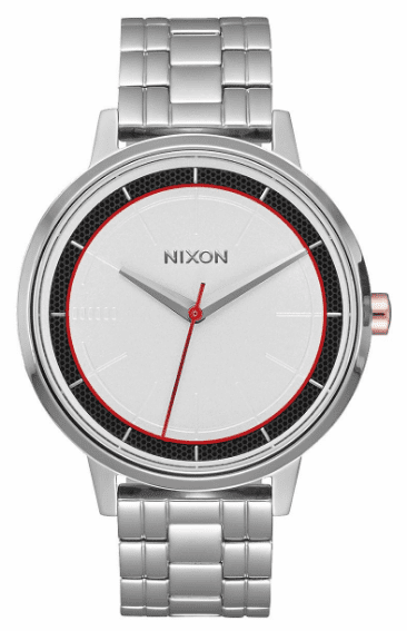 Nixon Kensington Watch<BR>STAR WARS X NIXON<br>Phasma Silver