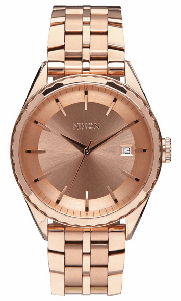 Nixon Minx Watch<br>All Rose Gold