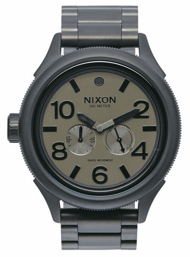 Nixon October Tide Watch<br>Men's