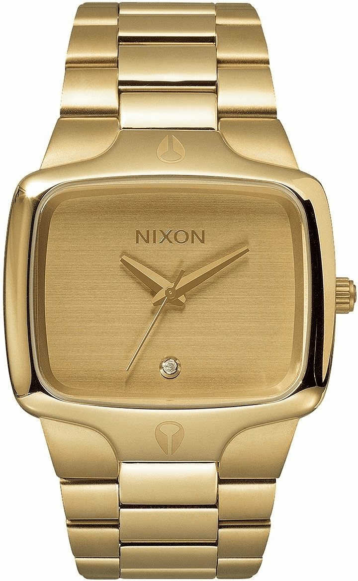 Nixon Player Watch<br>Gold/Gold