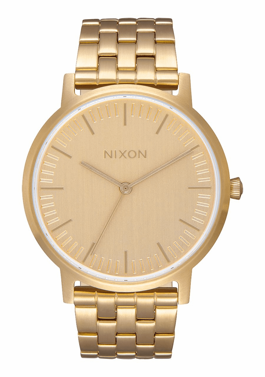 Nixon Porter 35 Watch<br>All Gold