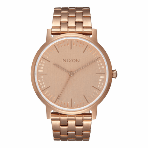 Nixon Porter 35 Watch<br>All Rose Gold
