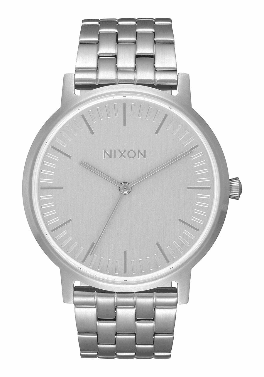 Nixon Porter 35 Watch<br>All Silver