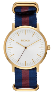 Nixon Porter Nylon Watch<br>Unisex