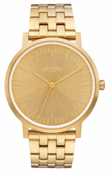 (SALE!!!) Nixon Porter Watch<br>All Gold