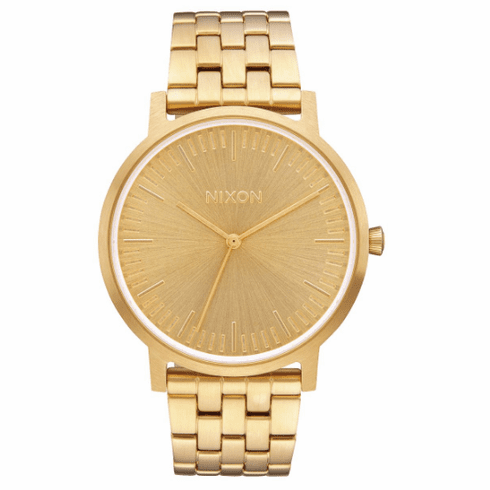 Nixon Porter Watch<br>All Gold
