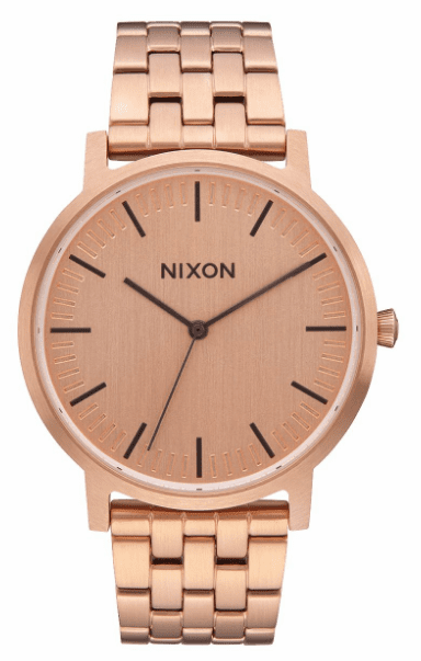 (SALE!!!) Nixon Porter Watch<br>All Rose Gold