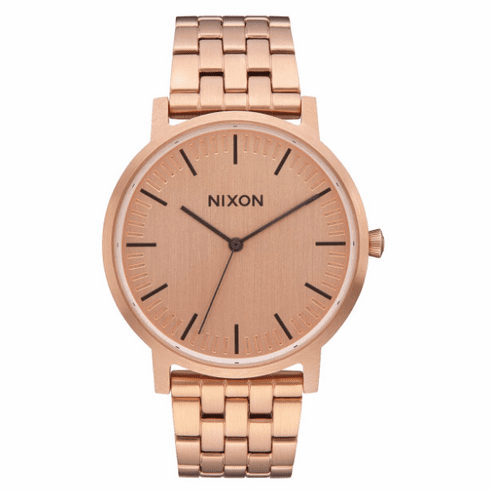 Nixon Porter Watch<br>All Rose Gold