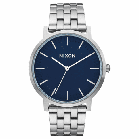 Nixon Porter Watch<br>Navy