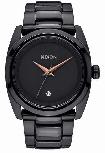 (SALE!!!) Nixon Queenpin Watch<br>All Black