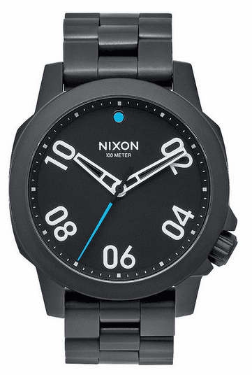 Nixon Ranger 40 Watch<br>All Black
