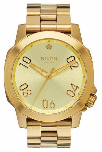 Nixon Ranger 40 Watch<br>All Gold