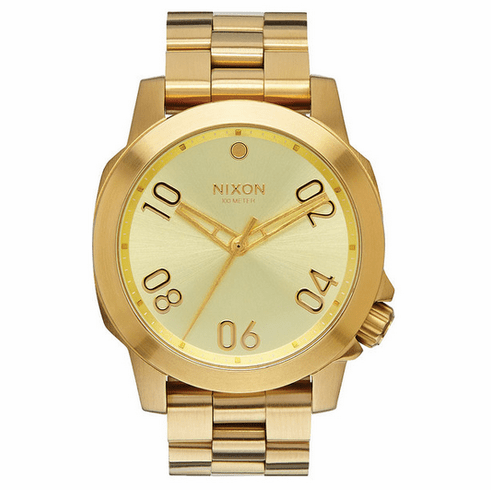 (SALE!!!) Nixon Ranger 40 Watch<br>All Gold