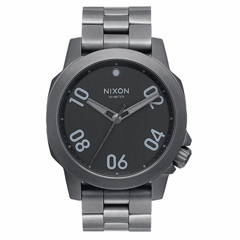 (SALE!!!) Nixon Ranger 40 Watch<br>All Gunmetal