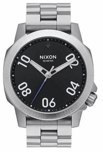 Nixon Ranger 40 Watch<br>Black